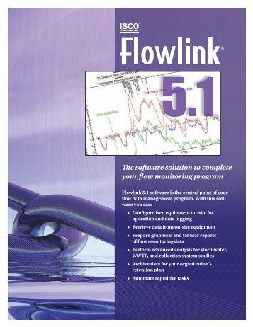 Flowlink 5 1 - Isco