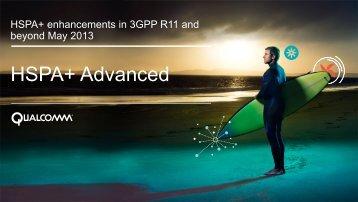 HSPA+ Advanced - Qualcomm
