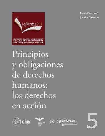 Metodología Principios Obligaciones