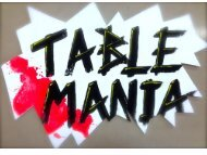 Art Table Catalog