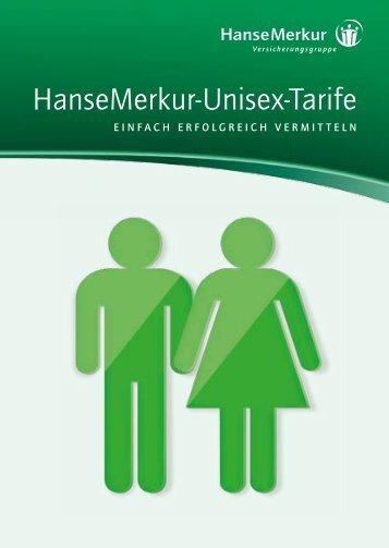 HanseMerkur-Unisex-Tarife - HanseMerkur VertriebsPortal