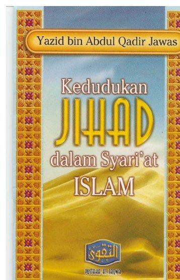 Kedudukan Jihad Dalam Syari'at Islam