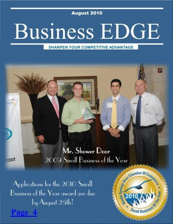 Page 4 - Bonita Springs Chamber of Commerce