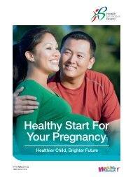 Healthy Start For Your Pregnancy - Maybe Baby