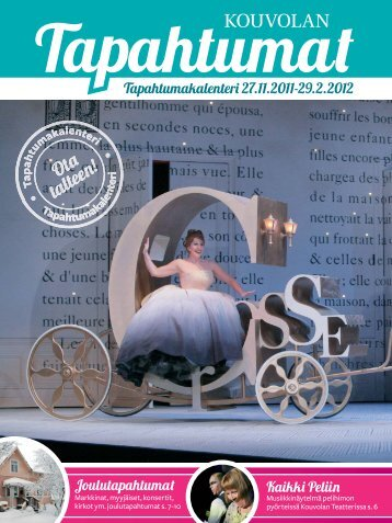 Talvi 27.11.2011- 29.2.2012 (pdf) - Kouvola