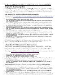 Grundwissen- und Kompetenzorientierung 5. Jahrgangsstufe