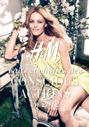 Faits et Chiffres 2012 - About H&M
