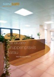 Sanacare Gruppenpraxis Aarau