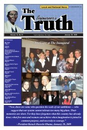 15 - The Sojourner's Truth
