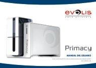 Primacy - Manual del usuario - Evolis