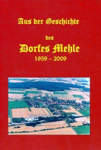 Aus der Geschichte des Dorfes Mehle 1959 bis 2009 ... - Hege-elze.de