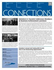 Salvatore D. Fazzalori Addresses Members at Business ...