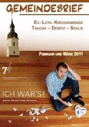 Februar/März 2011 (776 KB) - St. Moritz Taucha