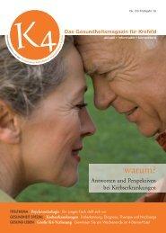 K4-Magazin - St. Josefshospital Uerdingen