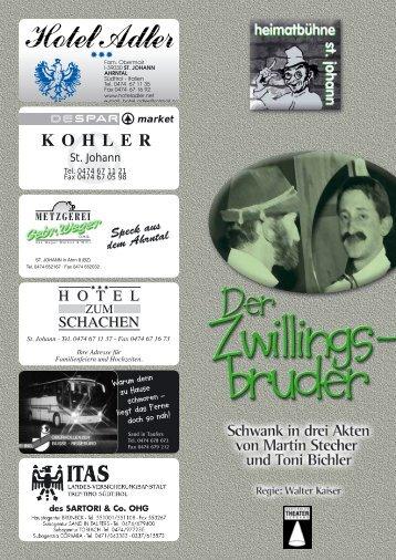 KOHLER - heimatbuehne.it