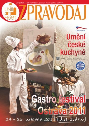 Listopad 2011 / ročník 21 / číslo 2, pouze pro služební ... - NetNews