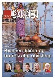 Kvinner Sammen nr. 1-2012 - Fokus