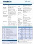 Stylus® 800 - Olympus - Page 2