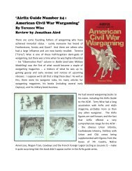 Airfix guide to the ACW book - Lone Warrior Blog