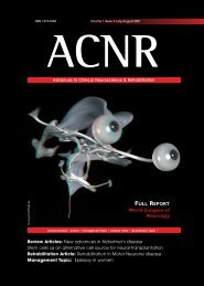 july august 2001 - ACNR