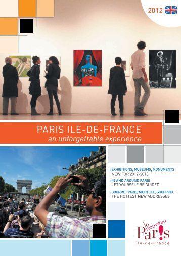 an unforgettable experience - Espace professionnel tourisme Paris ...