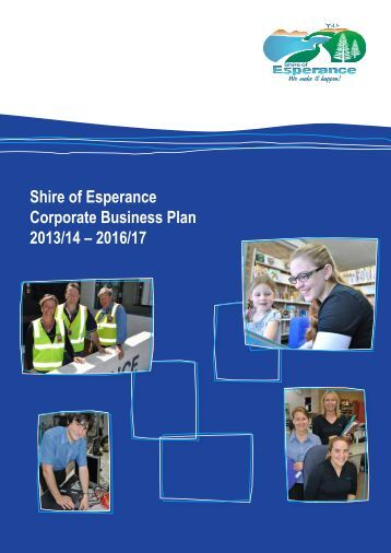 Corporate business planning