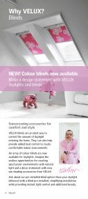Residential Skylights & Sun Tunnel Skylights - Velux - Page 4