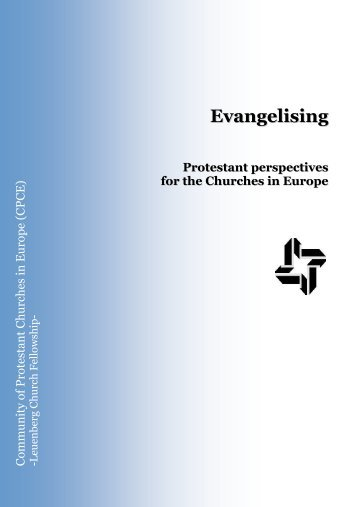 Evangelising - Community of Protestant Churches in Europe