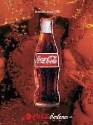 memoria anual 2006 - Coca-Cola Embonor SA