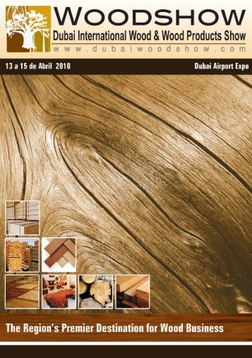 We - Dubai Woodshow