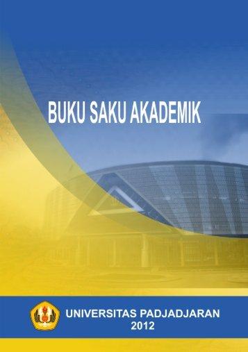 Buku Saku Unpad 2012 - Akademik - Universitas Padjadjaran