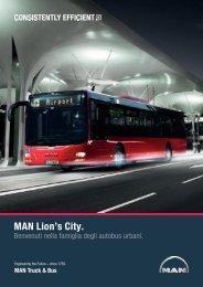 Lions City (it) (6 MB PDF) - MAN Truck & Bus Schweiz AG