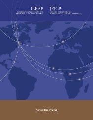 2006 - Annual Report - ILEAP