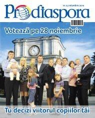 Tu decizi viitorul copiilor tăi Votează pe 28 noiembrie