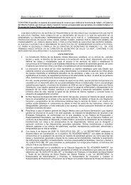 Martes 11 de enero de 2011 DIARIO OFICIAL - Secretaría de ...