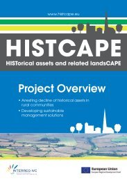 Project Overview - European Association of Historic Towns & Regions
