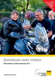 Gemeinsam mehr erleben - ADAC Fahrsicherheitszentrum Rhein ...