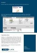 Produktark Proplan Drag Drop rev 2012 - Proplan AS - Page 2