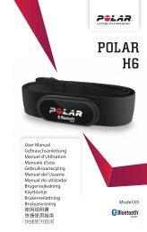 POLAR H6