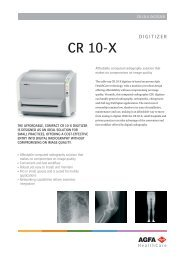 cr 10-X - Agfa HealthCare
