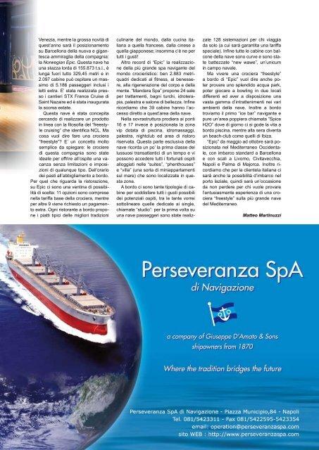 armamento / porto&diporto - Porto & diporto