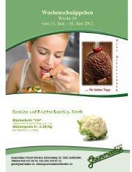 Wochenschnäppchen 24 neu - Gourmador Zollikofen