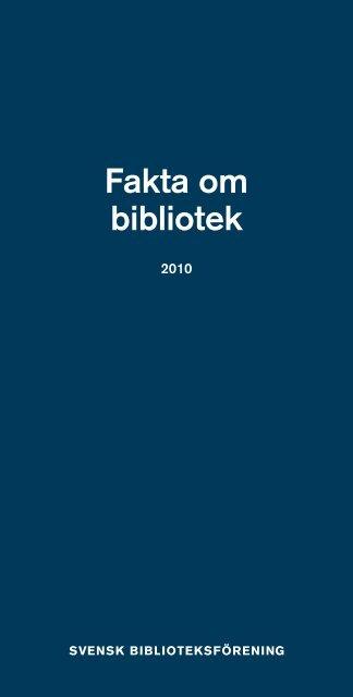 Klicka här för pdf-dokument. - Svensk Biblioteksförening