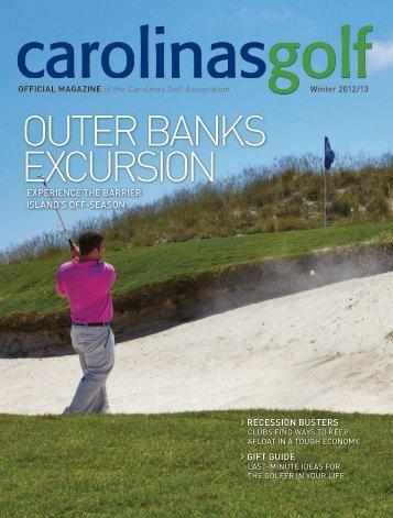 Winter 2012 - Carolinas Golf Association
