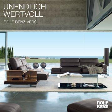 UNENDLICH WERTVOLL - Rolf Benz