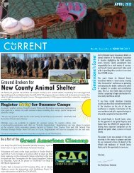 April 2013 Issue - Forsyth County Government