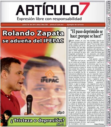 Rolando Zapata - a7.com.mx
