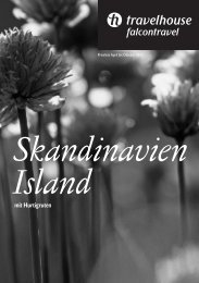 Skandinavien - Travelhouse
