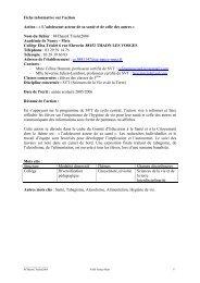 dossier et annexes - Académie de Nancy-Metz