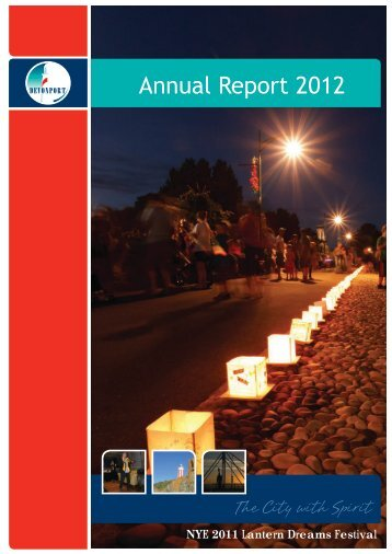 Annual Report 2012 - Devonport City Council